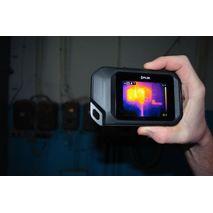 ИК тепловизор FLIR C2 с камерой высокого разрешения