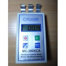 Влагомер дерева EXOTEK MC-380XCA