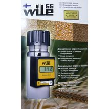 упаковка цифрового влагомера вайл 65 для зерновых, масличных, бобовых