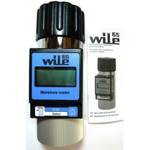 Влагомер для зерна WILE-65 с термометром