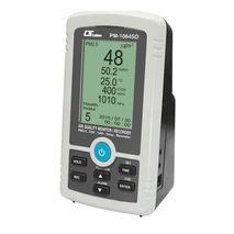 Монитор-логгер качества воздуха в помещениях (PM2.5, CO2, %RH, Temp., Barometer) LUTRON PM-1064SD