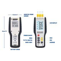 цифровой термометр с термопарой K-типа WALCOM HT-9815