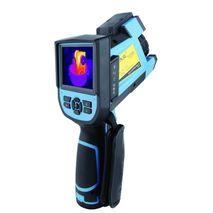 профессиональный тепловизор с ИК камерой высокого разрешения 384х288 DALI LT7-P для энергоаудита