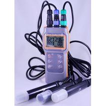 Оксиметр/рН-метр/кондуктометр/TDS/солемер (4 в 1) AZ-86031