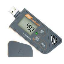 даталоггер температуры, влажности и давления AZ-88163