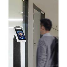 Система бесконтактного измерения температур с распознаванием лиц CEM AI-321