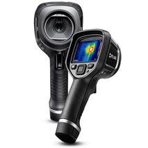 Тепловизор FLIR Е4 инфракрасная камера 80x60 для энергоаудита и строительства