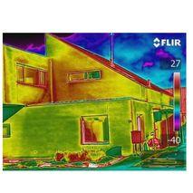 инфракрасная термограмма тепловизора FLIR Е5 (120x90)