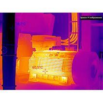 инфракрасная термограмма тепловизора (384x288) с WiFi WALCOM HT-H8