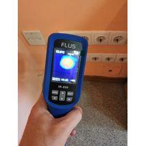 Тепловизор FLUS IR-890 для энергоаудита и электроэнергетики