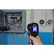 Тепловизионный ИК термометр - пирометр FLIR TG165 (-25...380 ºС)