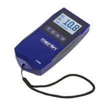 Профессиональный НВЧ влагомер древесины (8 мм) MERLIN HM9-WS5