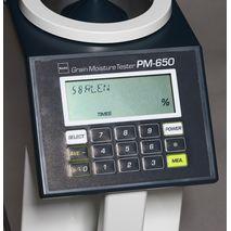 Дисплей с кнопками влагомера лабораторного PM-650