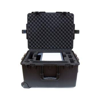 Анализатор SupNIR-2720 Portable загружен в чемодан для транспортировки