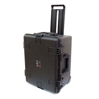 Анализатор SupNIR-2720 Portable в чемодане для удобной транспортировки