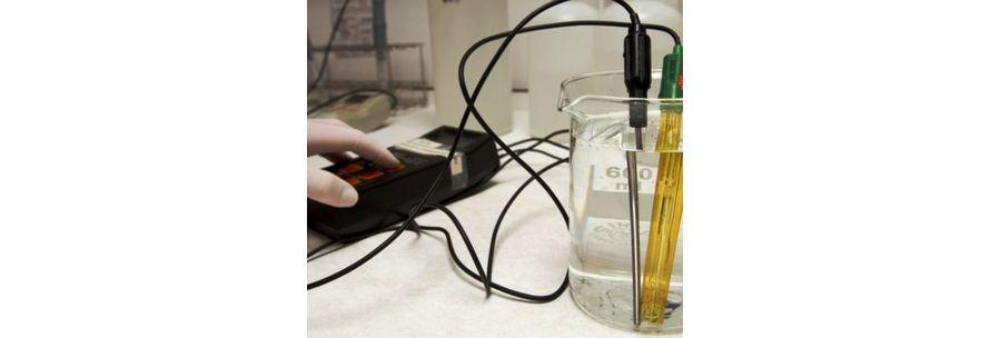 измерение ПШ воды